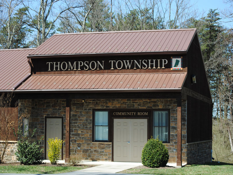 #161 Thompson Township Collection Block