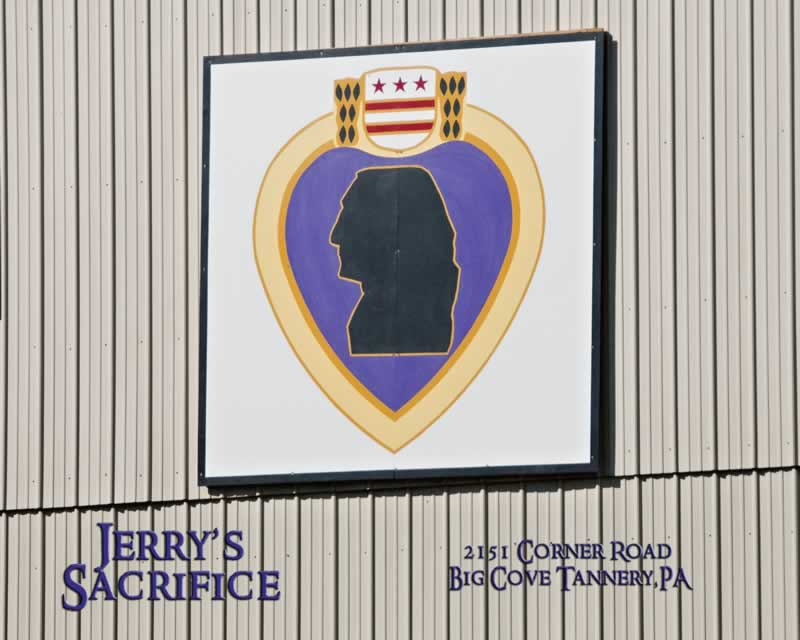 #58 Jerry's Sacrifice